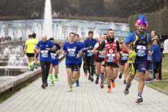 Gruppo record dalla Repubblica Ceca alla mezzamaratona di Napoli