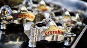 Brembo festeggia 40 anni di vittorie in MotoGP
