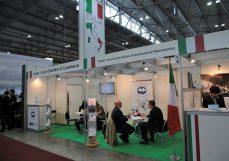 Inaugurata l'Area Italia alla Fiera Internazionale della Meccanica di Brno