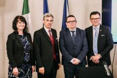 Soci Camic attivi nell'industria hanno incontrato i responsabili del Ministero del Lavoro ceco