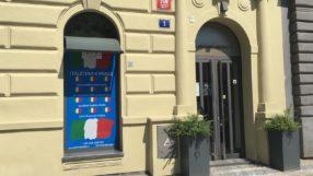 La Società Dante Alighieri di Praga si è trasferita
