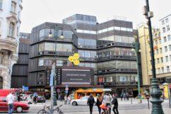 Generali acquista l'iconico centro commerciale Kotva