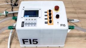 Il Gruppo Camozzi ha partecipato assieme a Ferrari e IIT allo sviluppo del ventilatore FI5