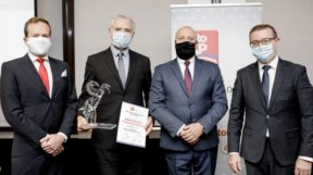 Iveco Czech Republic per la seconda volta consecutiva Impresa dell'Anno nel settore automotive