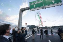Camozzi ha prodotto i robot per il controllo e manutenzione del nuovo ponte di Genova