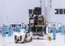 Il dispenser di satelliti prodotto dalla S.A.B. Aerospace di Brno lanciato con successo nello spazio