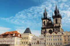Praga terza regione più ricca nell'Unione Europea