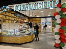 Brazzale Moravia continua ad ampliare la sua rete di negozi La Formaggeria